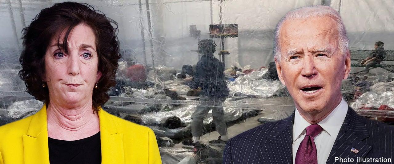Biden's czar stepping down as terrorists, migrant children fuel chaos at border