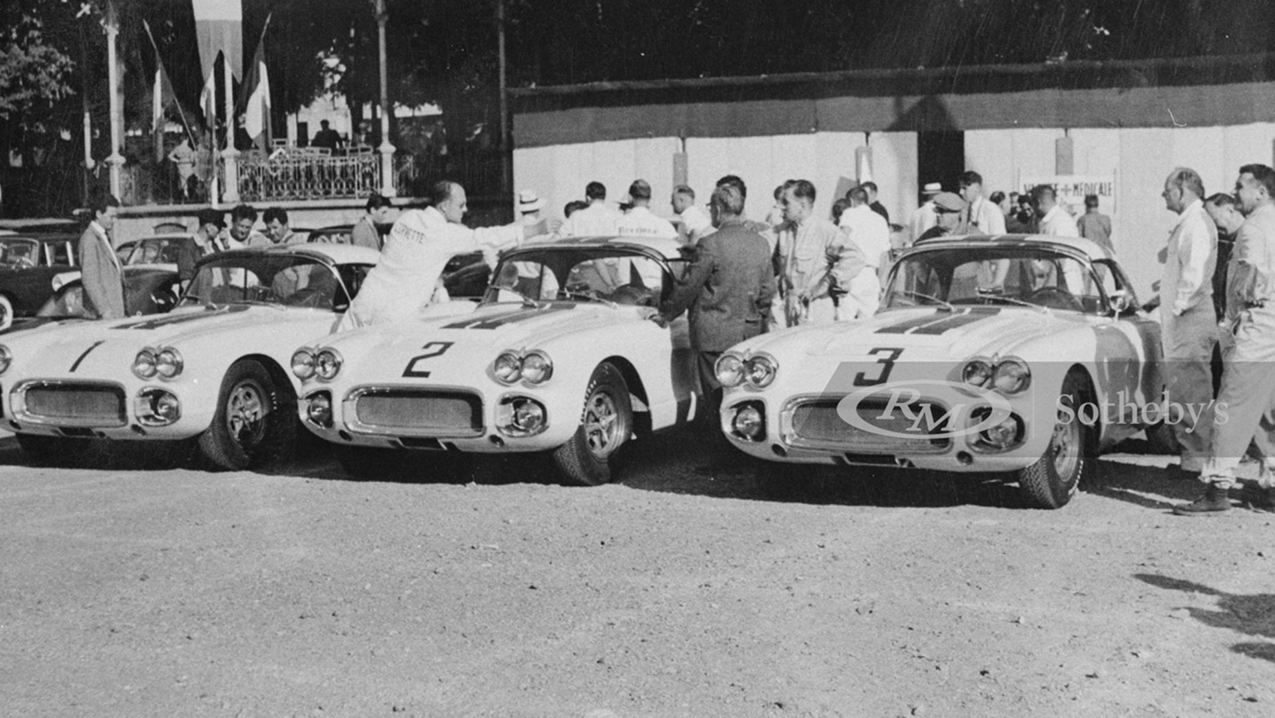 1960 Chevrolet Corvette Racecar