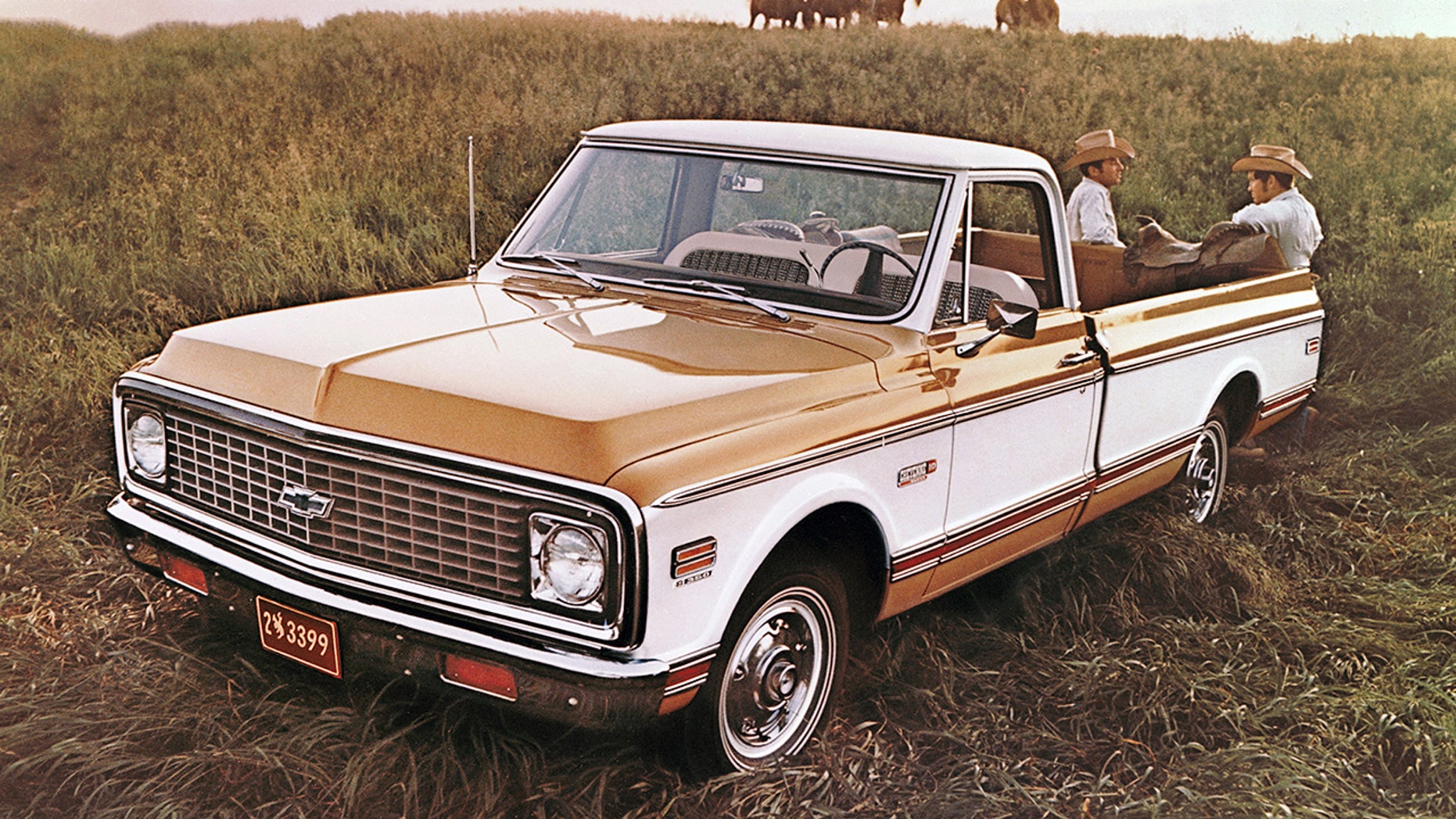 Trademark filing suggests Chevy could be bringing back Cheyenne