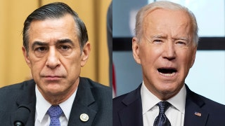 Rep. Issa accuses Biden administration of 'the biggest foreign policy lie since Iran-Contra'