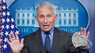 Why does Fauci keep flip-flopping on the ages of those who need to wear masks?
