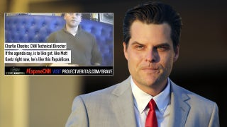 Matt Gaetz plans to target CNN attack ad after network staffer admitted rep is 'problem' for Democrats