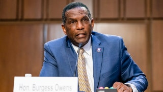 Burgess Owens rips Stacey Abrams: Insulting to say Black people cannot get ID