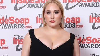 Hayley Hasselhoff says she wore her own lingerie for European Playboy cover: 'There's still a long way to go'