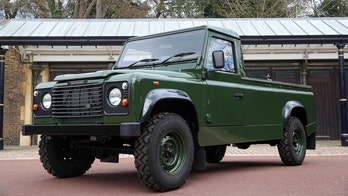 Prince Philip's Land Rover hearse revealed ahead of funeral