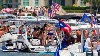 Florida annual boat party leads to a dozen drunken arrests