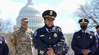US Capitol Police top boss says hiring surge needed to fill 'intelligence gaps'