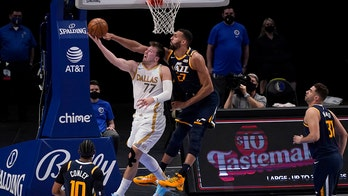 Doncic's 31 points pace Mavs over NBA-leading Jazz 111-103