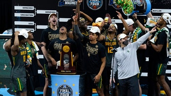 About 17 million view Baylor's championship win over Gonzaga