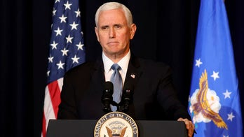 Pence says he's on 'the road to a full recovery' after surgery to implant pacemaker
