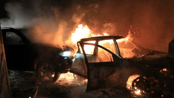 Northern Ireland leaders call for calm after night of rioting