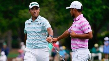 Matsuyama has 4-shot lead on last day at Masters