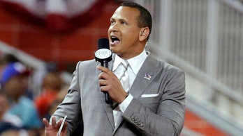 Alex Rodriguez introduces himself to Timberwolves' Anthony Edwards after admitting 'I don't know who that is'