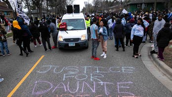 Minnesota officials declare state of emergency, compare Daunte Wright shooting to George Floyd