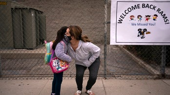 California's schools lag in reopening push