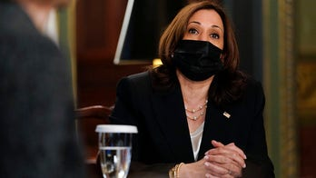 Kamala Harris has gone 44 days without a news conference since being tapped for border crisis role