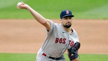 Eovaldi, Red Sox beat Twins 3-2, run winning streak to 8