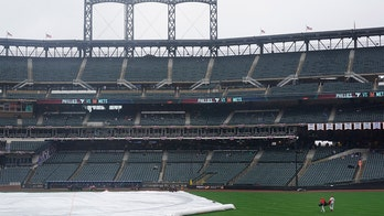Rainmakers: Mets washed out for 3rd time in 5 days