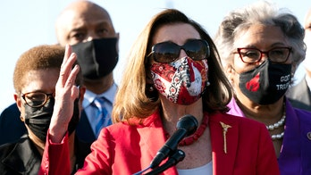 Pelosi faces intense backlash after thanking George Floyd for 'sacrificing your life for justice'