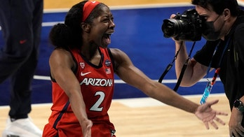 Arizona reaches NCAA title game with 69-59 win over UConn