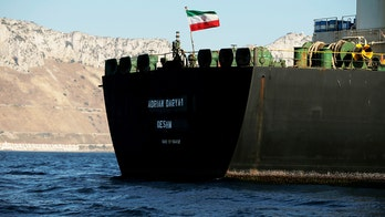 Iran tankers with 3M barrels of crude oil head to Syria, defying US sanctions