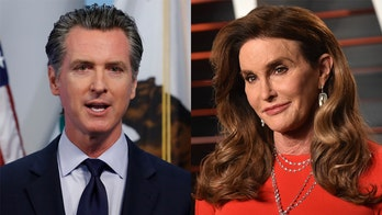 Gubernatorial candidate Caitlyn Jenner says she would cut the salaries of CA politicians in half