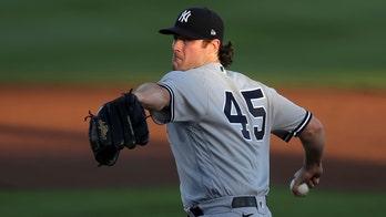 Higashioka and Cole help Yankees beat Blue Jays 3-1