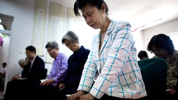 China 'brainwashing' Christians to renounce faith, report finds