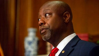 Sen. Tim Scott to deliver GOP response to Biden's first speech to Congress