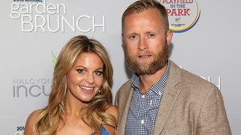 Candace Cameron Bure says she, husband Valeri Bure addressed issues that 'were eating away at both of us'