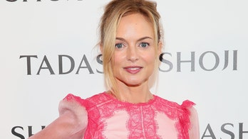Heather Graham flaunts incredible bikini bod as she shares what makes her 'feel good' about herself