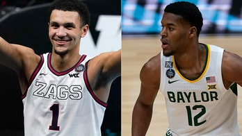 Gonzaga looking for history, Baylor hoping for first title as NCAA men's basketball championship is set