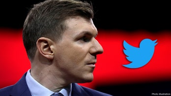 James O'Keefe vows to sue Twitter for defamation after ban for alleged use of 'fake accounts'