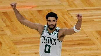 Jayson Tatum scores 60 points as he leads Celtics' furious comeback vs. Spurs
