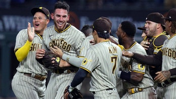 Padres' Joe Musgrove throws franchise's first-ever no-hitter