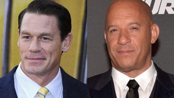 'F9' trailer teases Vin Diesel, John Cena showdown: 'You turned your back on me'