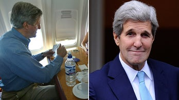 John Kerry family jet already emitted estimated 30 times more carbon in 2021 than average vehicle does in year