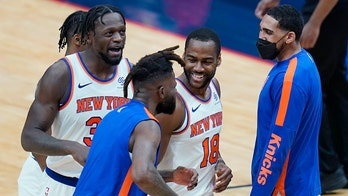 Randle nets 32 as Knicks limit Zion, beat Pelicans 116-106