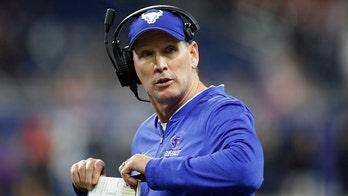 Kansas hires Buffalo's Lance Leipold as football coach