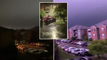 Tornado tears through Louisiana; flooding, severe weather threaten Gulf Coast