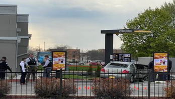 Chicago McDonald's drive-thru turns into horror scene after 7-year-old girl shot, father injured
