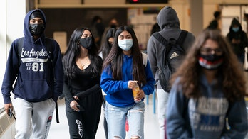 Illinois school says 'staff member' who called student 'piece of sh--' over mask dispute has resigned
