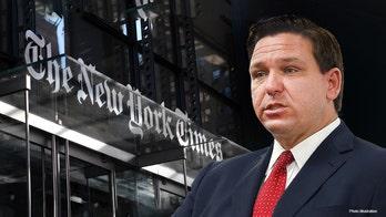New York Times calls Florida Gov. DeSantis 'polarizing leader' with 'mixed' COVID record in profile
