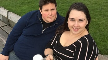Couple lost a staggering 432 pounds to become parents after struggling to conceive for seven years