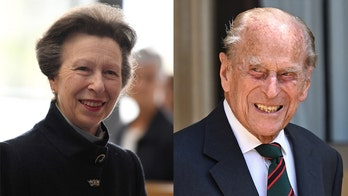 Prince Philip made life 'completely different,' Princess Anne says