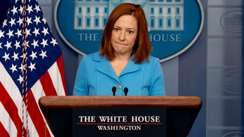 Psaki won't say if Biden change on refugees was due to Dems on Capitol Hill