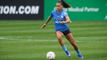 NWSL to investigate player's discrimination claim against security guard