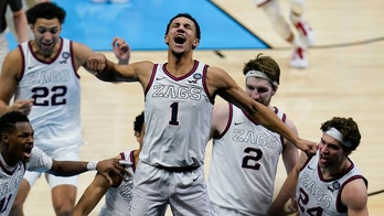 Gonzaga tops UCLA in OT on Jalen Suggs buzzer beater, heads to NCAA title game