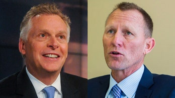 Va governor front-runner Terry McAuliffe takes $100K from Dem businessman trailed by price-gouging accusations
