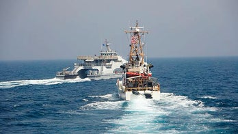 Iranian warships menace US vessels in the Persian Gulf in latest provocation